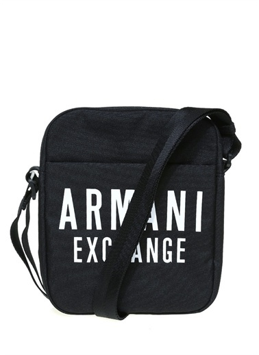 Armani Exchange Armani Exchange Kadın Postacı Çantası Siyah